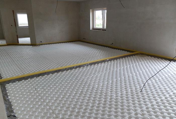 podlahový systém